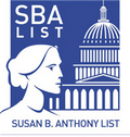 The Susan B. Anthony List's mission is at the nerve center of the pro-life movement and political process. Through advancing, mobilizing and representing pro-life women we directly contradict the claim that abortion is a woman's right and the premise that abortion somehow liberates women.